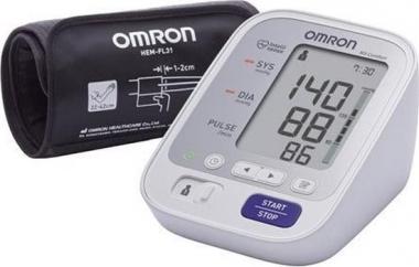 Oberarmblutdruckmessgerät Omron M3 Comfort