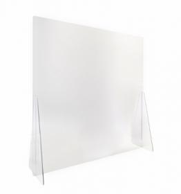 Plexiglas-Trennscheibe 60x60cm